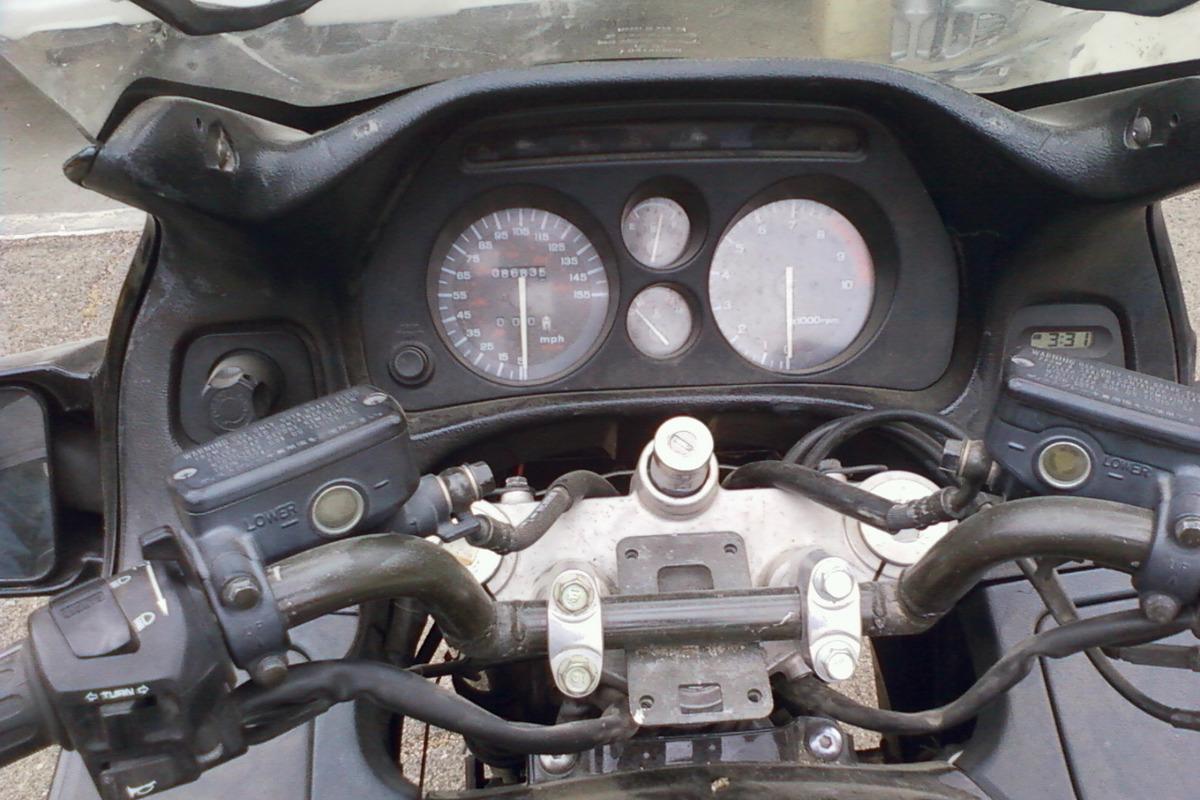 1999 Honda ST1100, 9