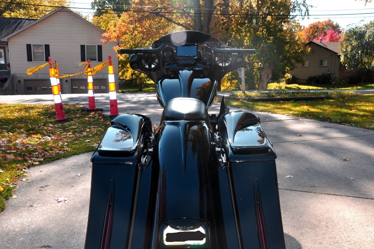 "2011 Custom 30"" Harley Davidson Electra Glide Ultra Limited Electra Glide Ultra Limited., 12"