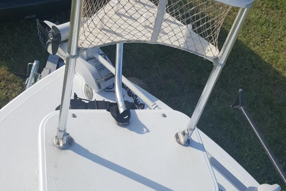 2006 New Water Boat Works Curlew, 5