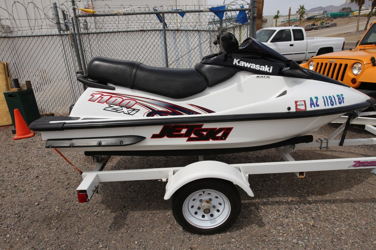 Kawasaki Zxi Hull For Sale