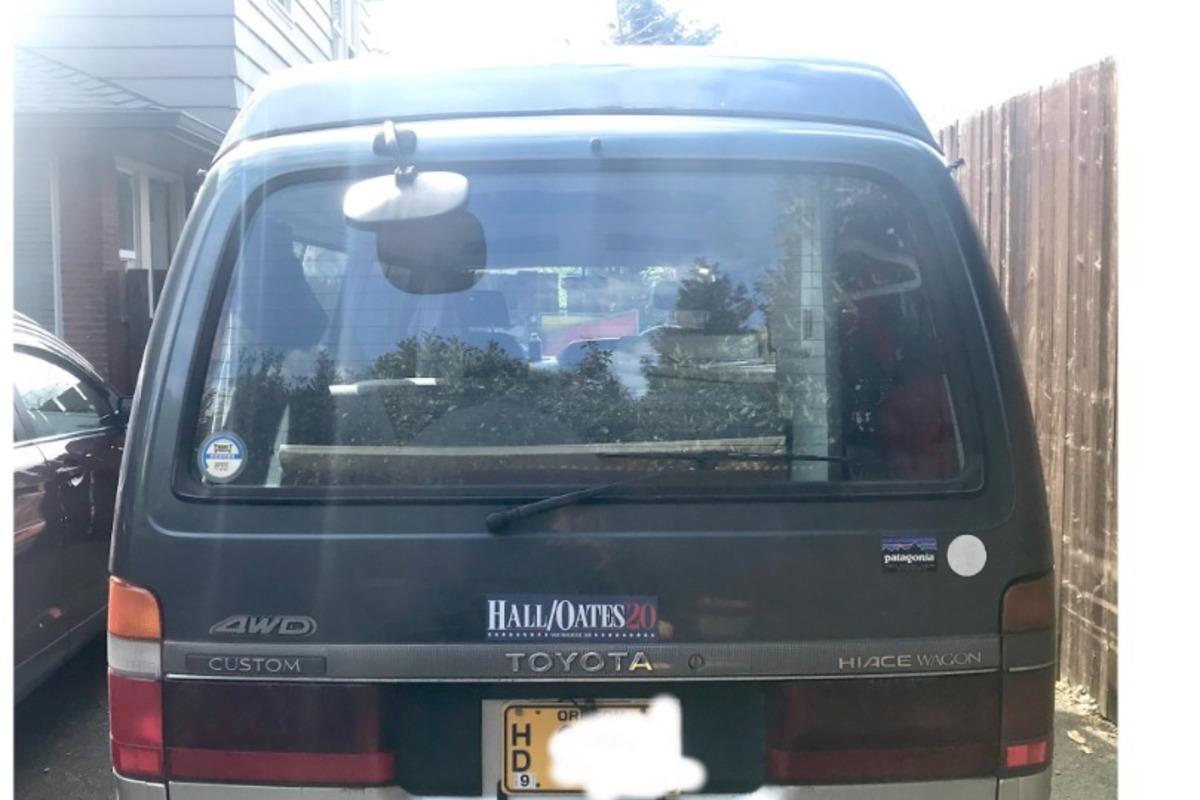 1993 Toyota Hiace Cruising Cabin, 5