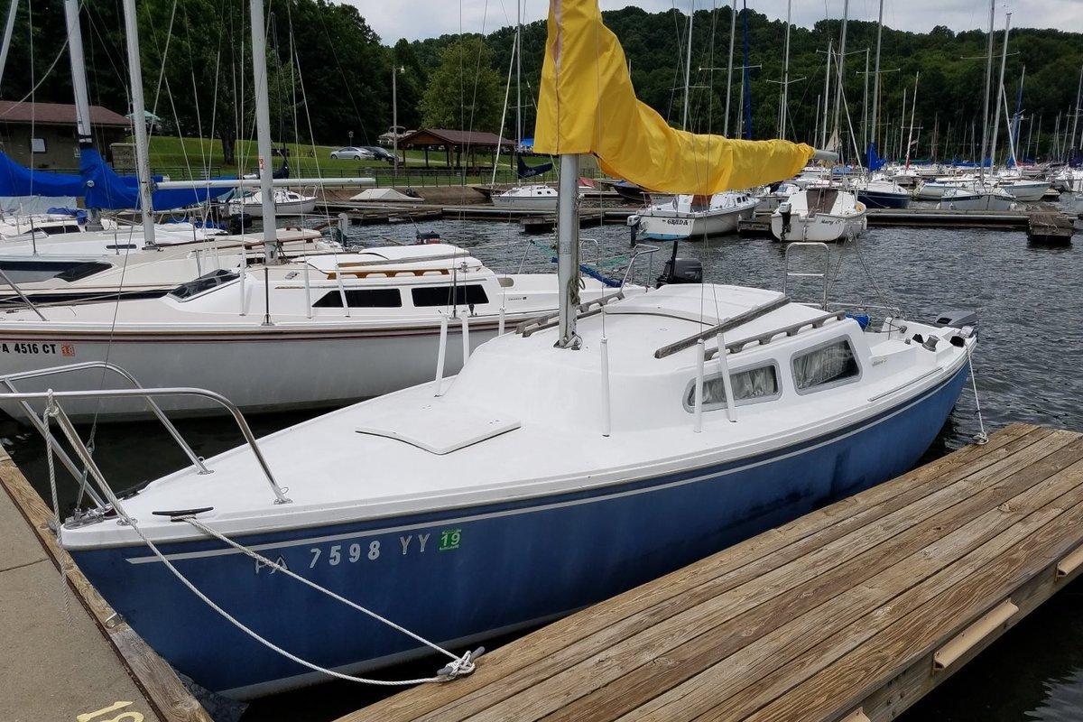 1981 Catalina Yachts Catalina 22, 0