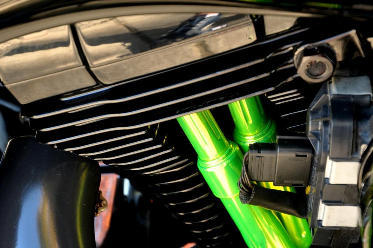 "2011 Custom 30"" Harley Davidson Electra Glide Ultra Limited Electra Glide Ultra Limited., 16"