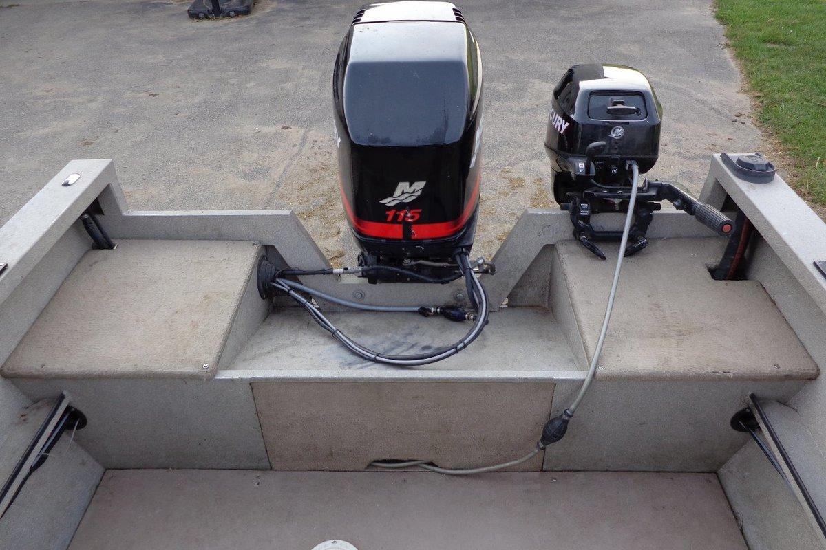 2004 Alumaweld styker, 11