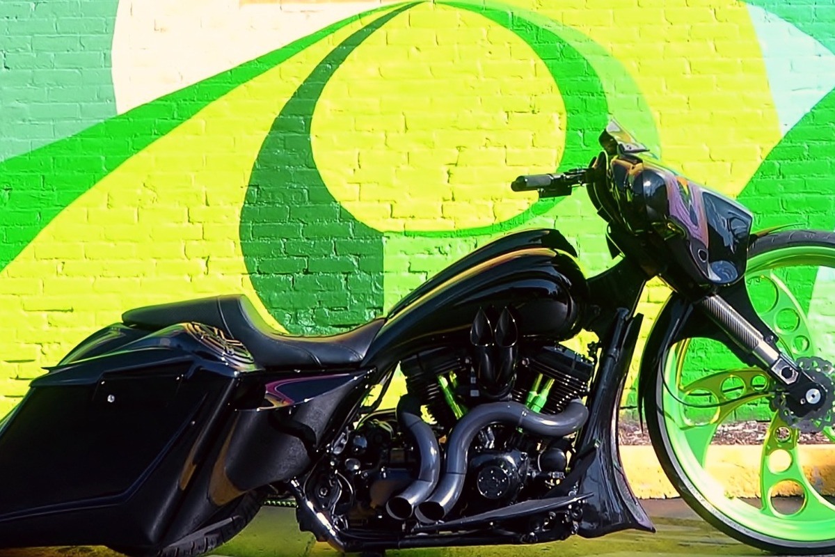 "2011 Custom 30"" Harley Davidson Electra Glide Ultra Limited Electra Glide Ultra Limited., 0"