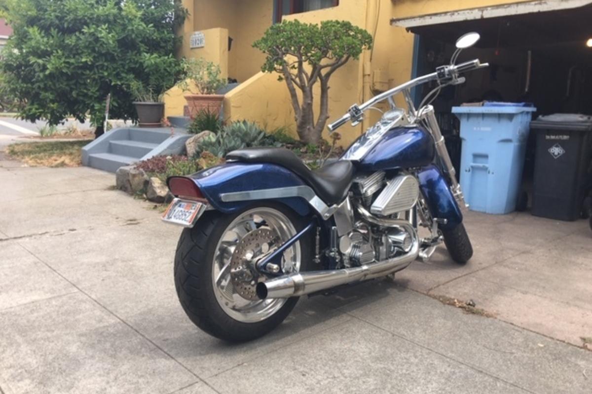 1996 Titan Motorcycle Co. Gecko, 2