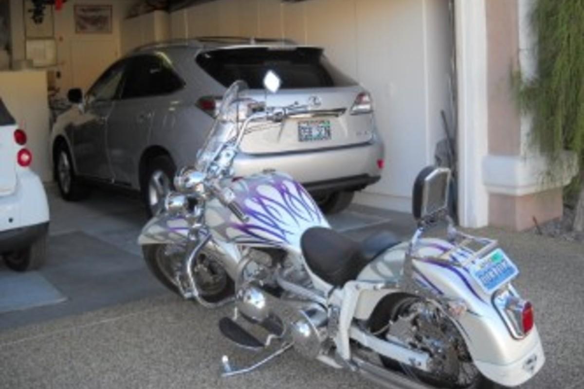 2005 Ridley 750 Auto Glide, 2