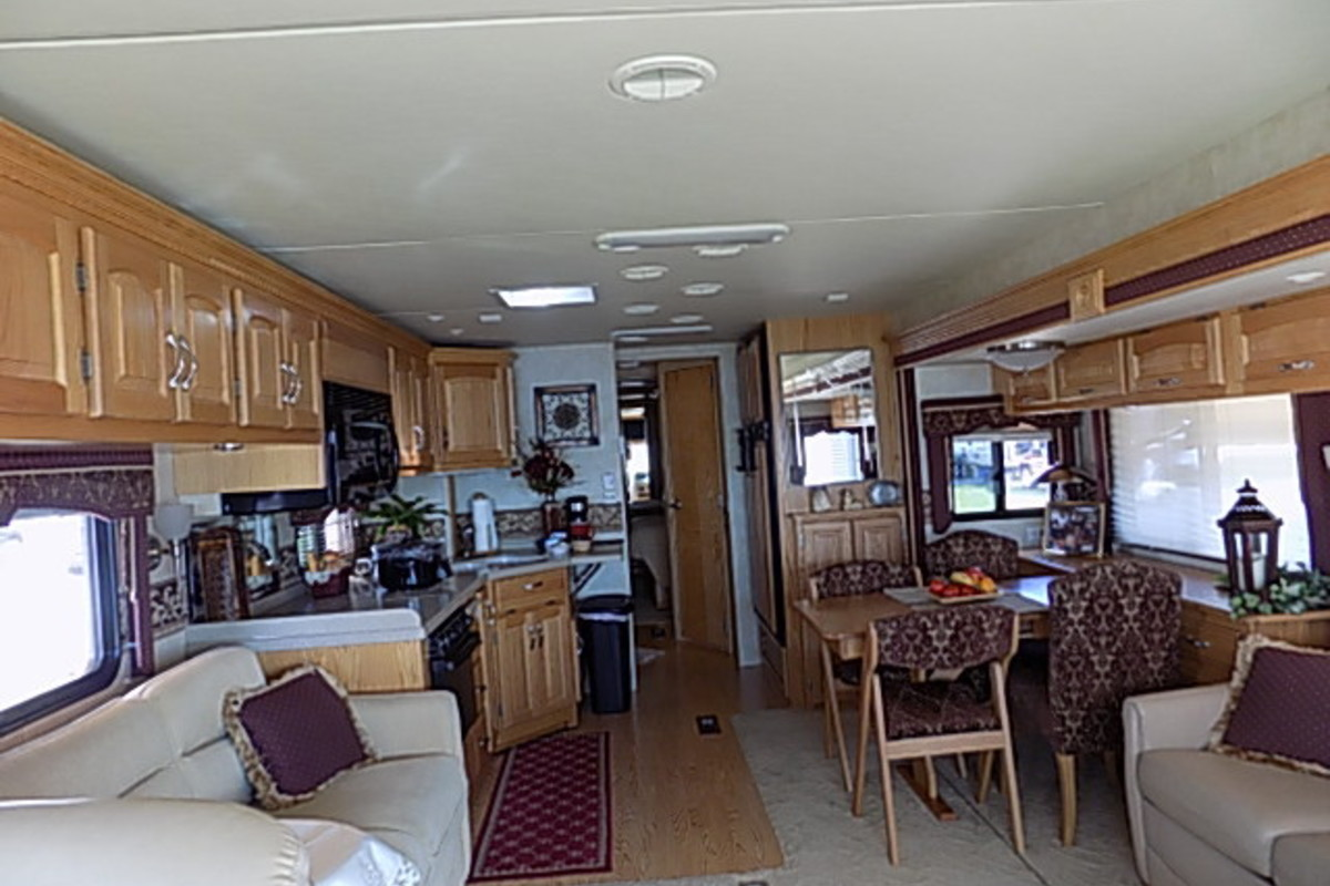 2006 Newmar Kountry Star 3910, 21
