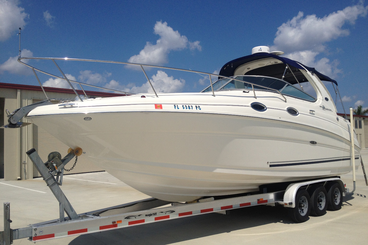 2005 Sea Ray Sundancer 280DA, 3