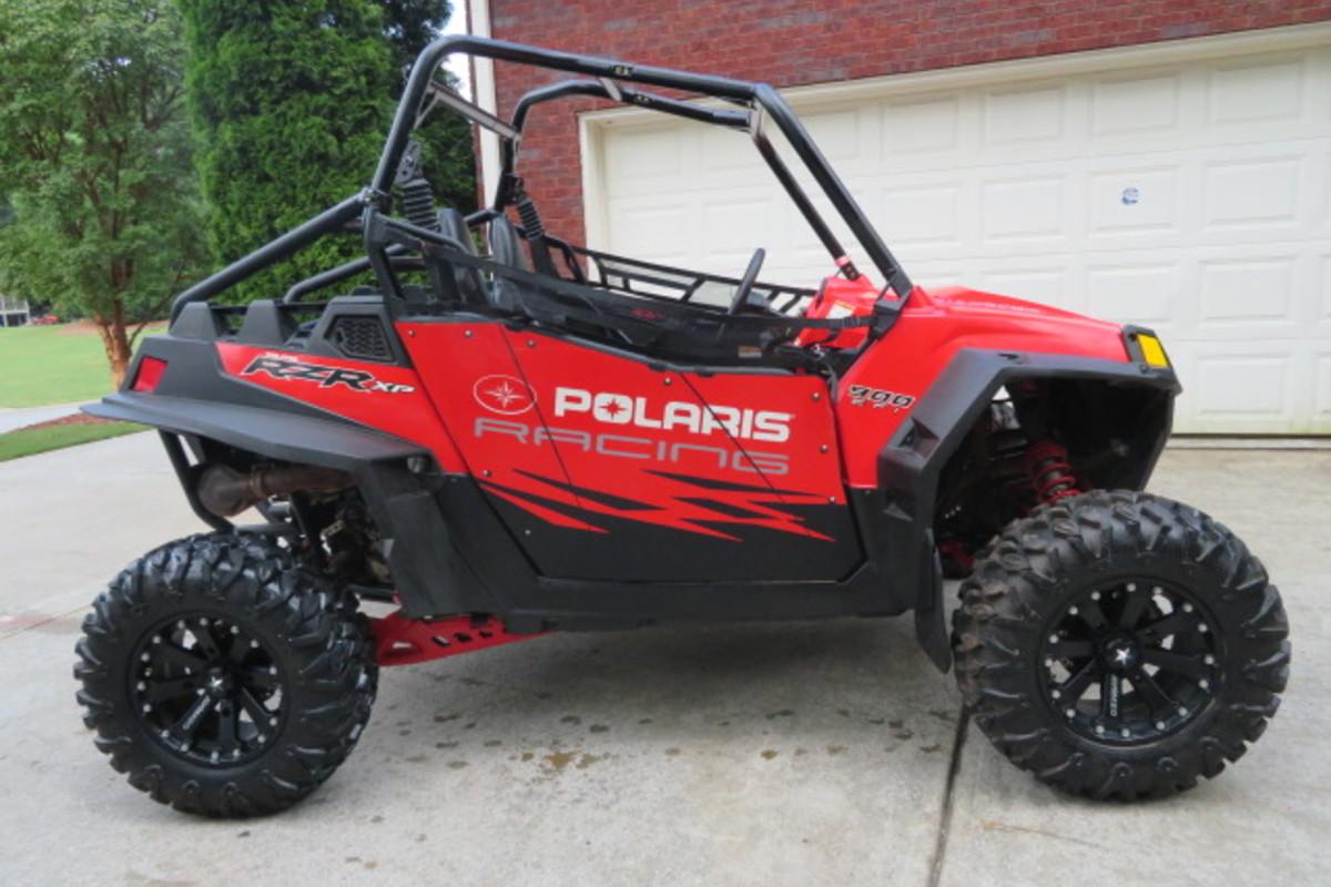 2013 POLARIS RAZOR S 900, 0