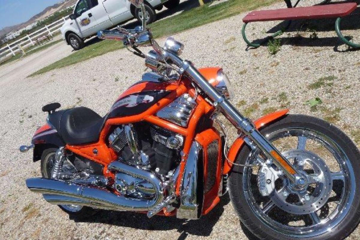 2006 Harley-Davidson VROD VRSCE2, 0