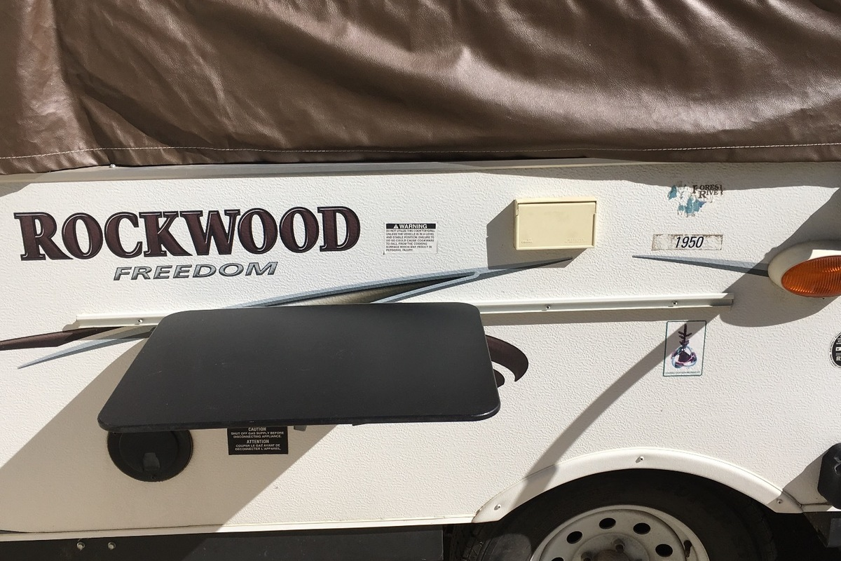 2015 Forest River Rockwood Freedom 1950, 12
