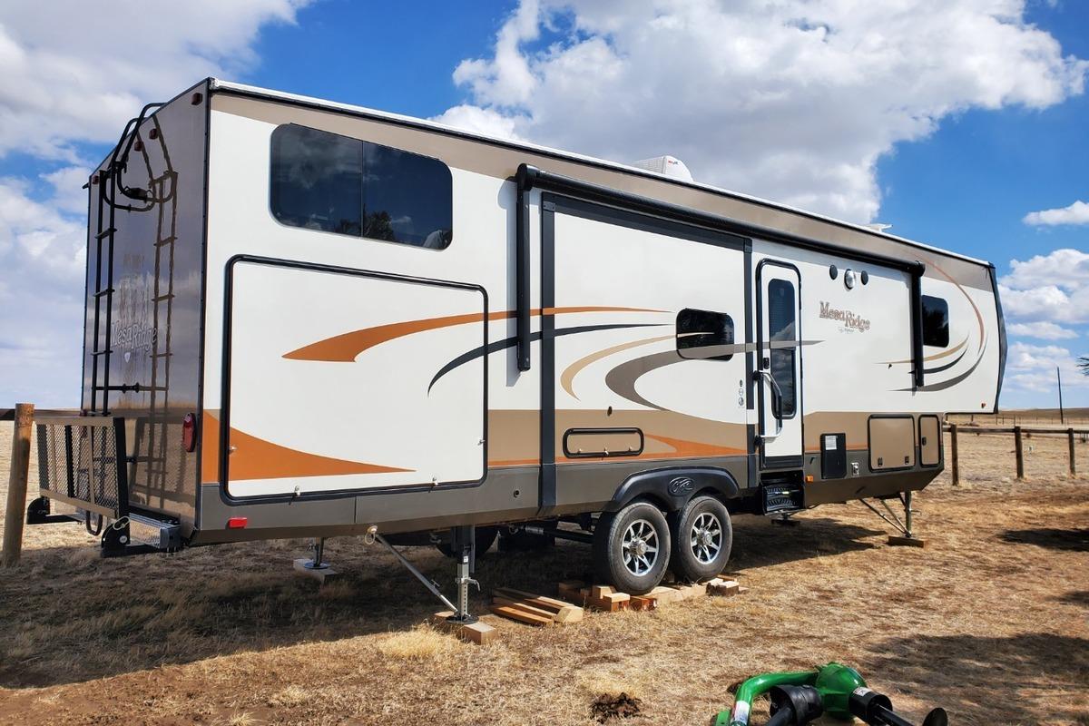 2017 Open Range Highland Ridge Mesa Ridge 367BHS, 1