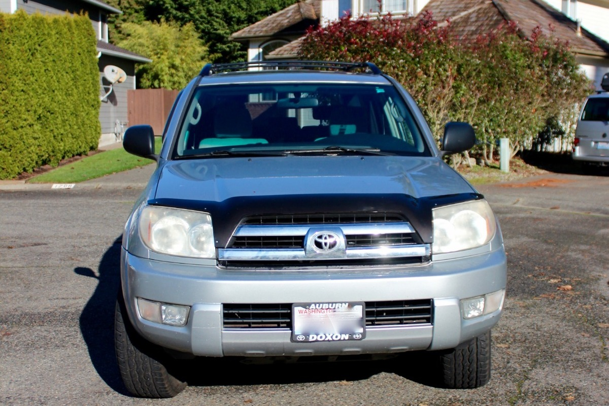 2005 Toyota 4Runner SR5, 0