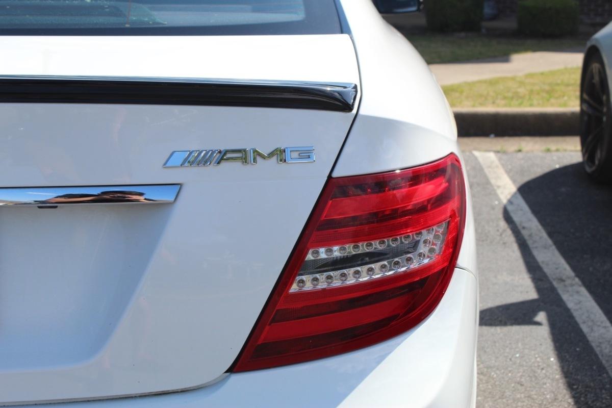 2014 Mercedes-Benz AMG C-63 507, 4