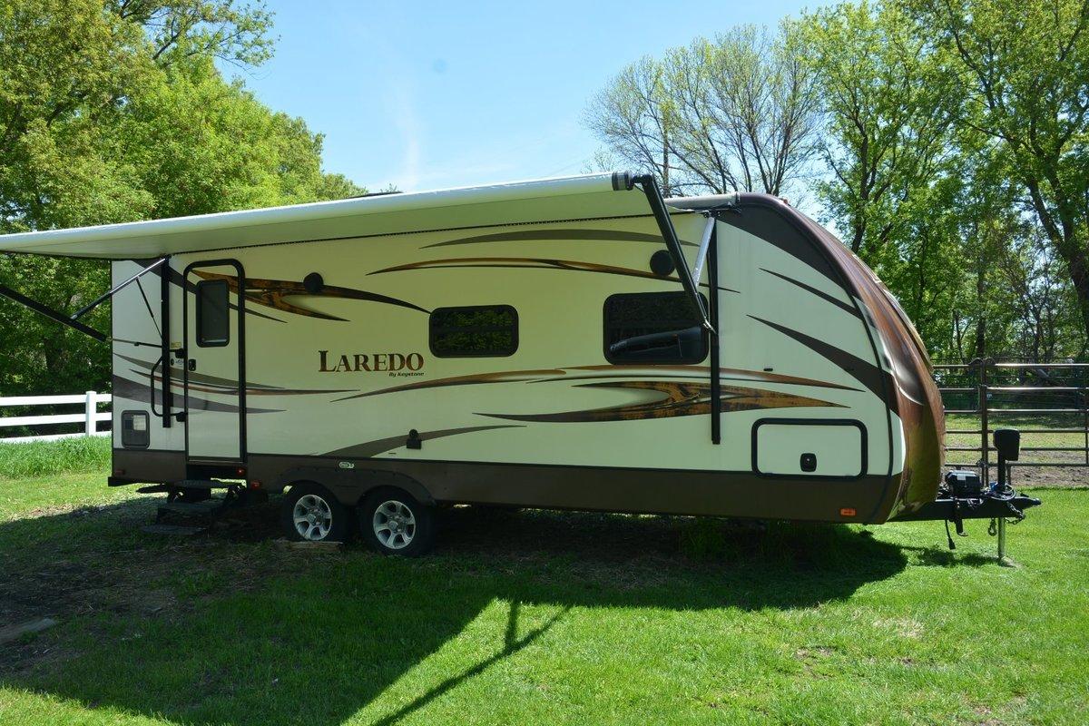 2015 Keystone Laredo 240mk, 9