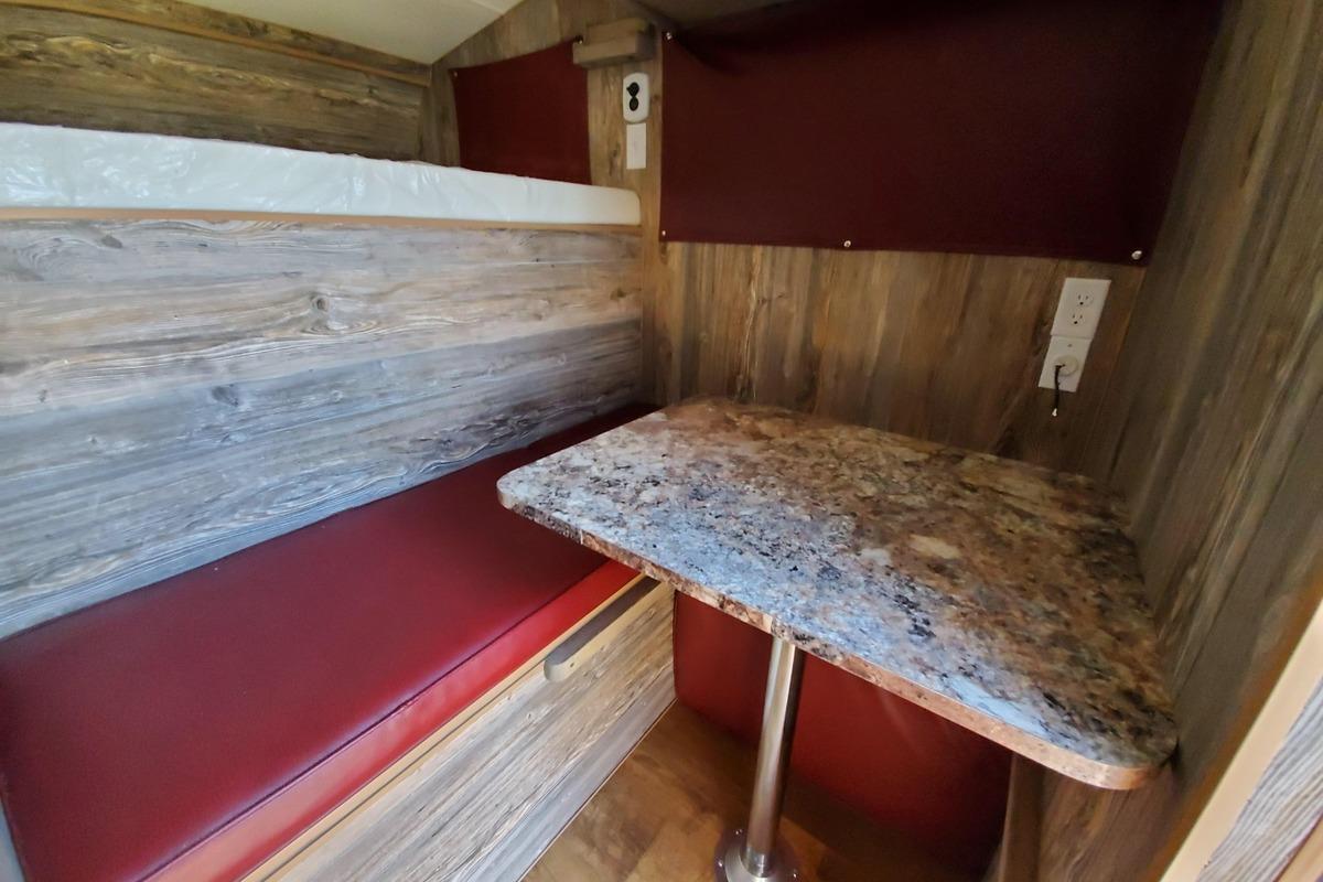 2018 Capri Truck Camper Retreat Package N/A, 1