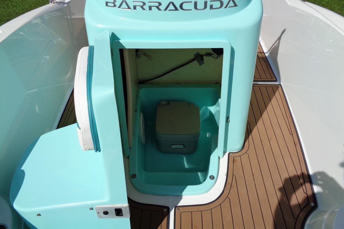 2017 Barracuda 188CCR, 27