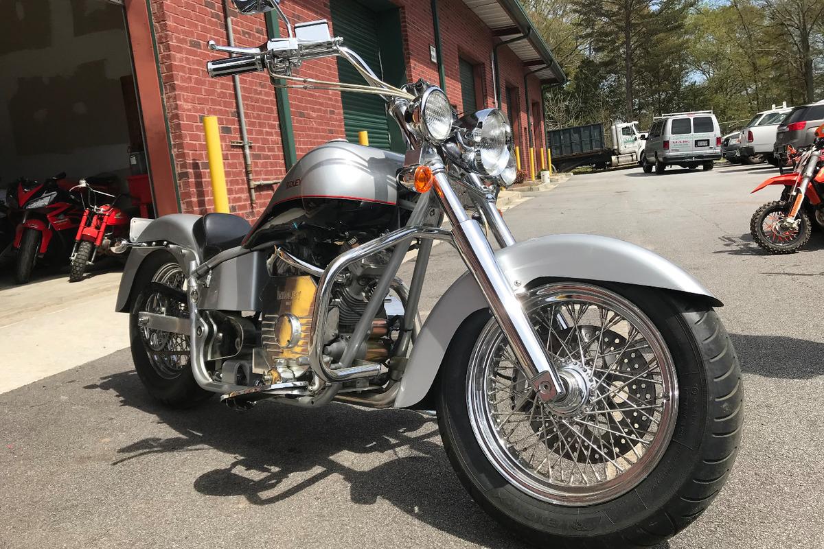 2005 Ridley Auto-Glide, 0
