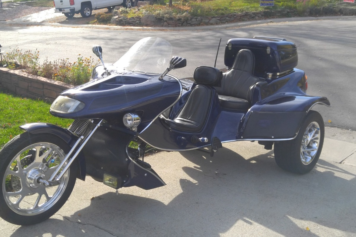2002 V-Cycle Roadhawk, 5