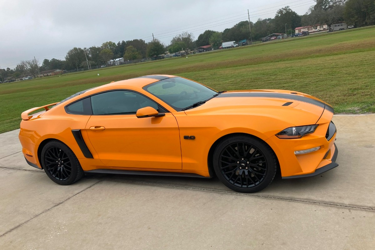2019 Ford Super charged 800+ HP Mustang GT, 19