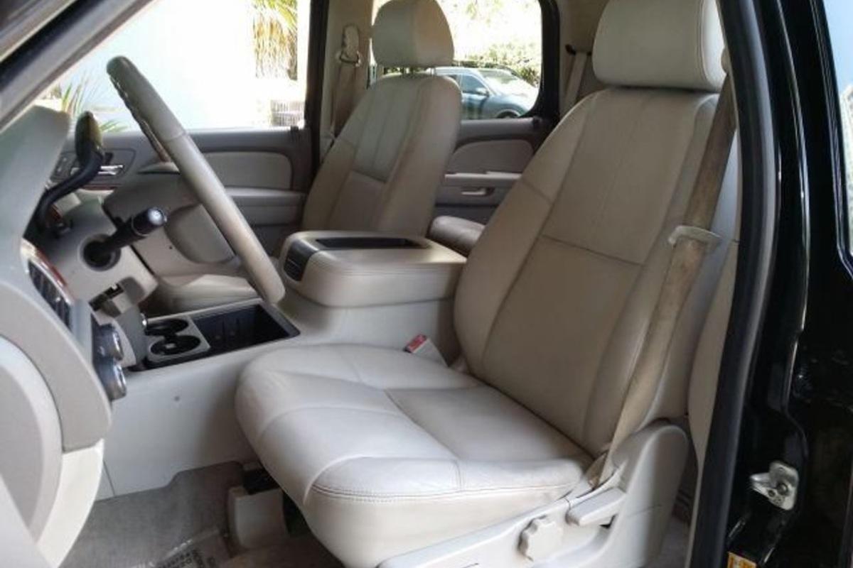 2008 Chevrolet Tahoe Hybrid Sport Utility 4-Door, 6