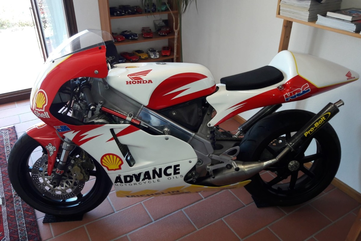 1999 Honda RS250, 0