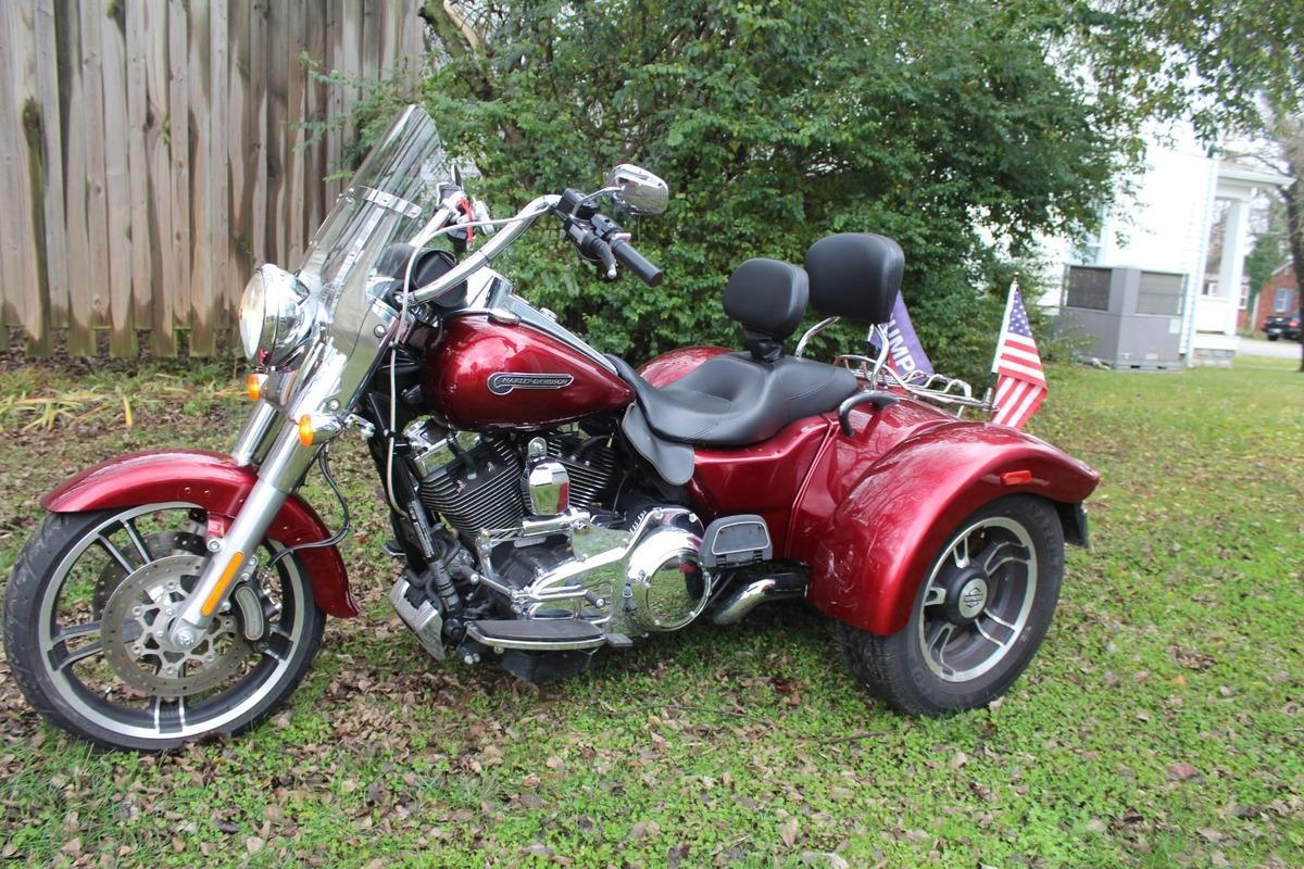 2016 Harley Davidson Freewheeler Freewheeler, 1