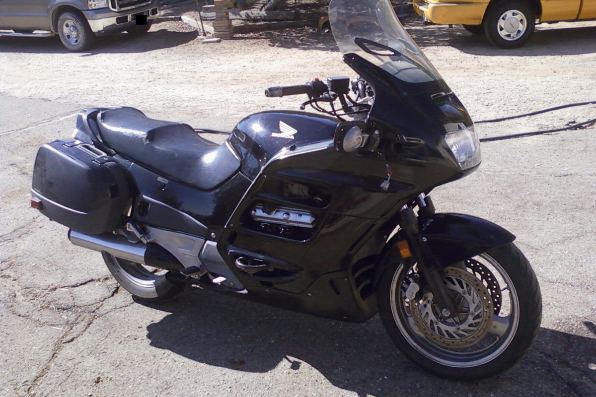 1999 Honda ST1100, 1