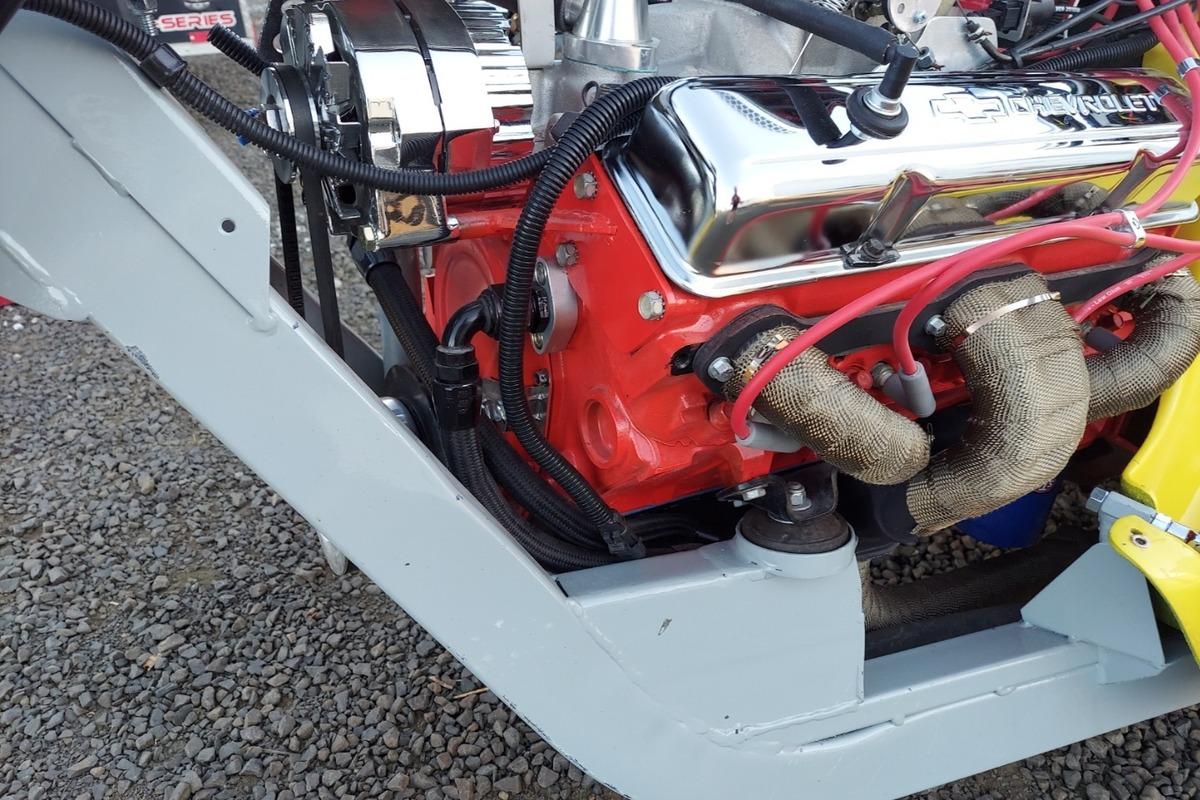 2021 Custom Trike V8 Trike, 7