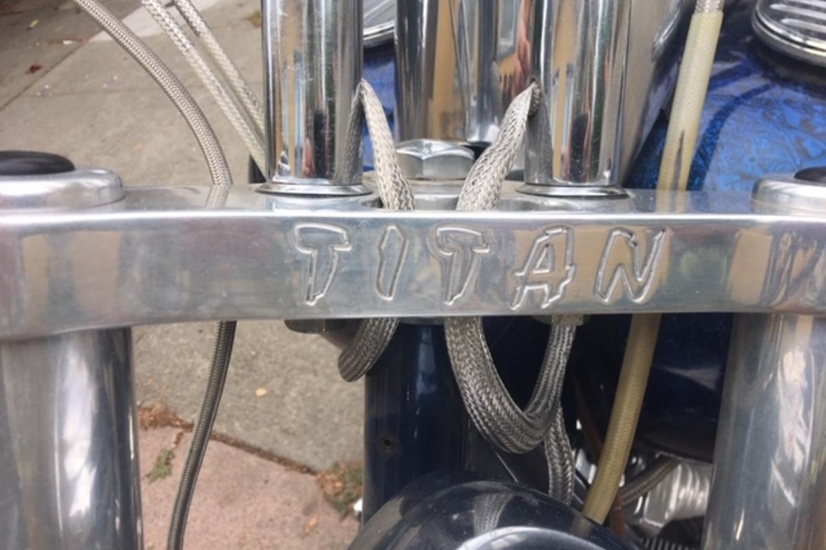 1996 Titan Motorcycle Co. Gecko, 7