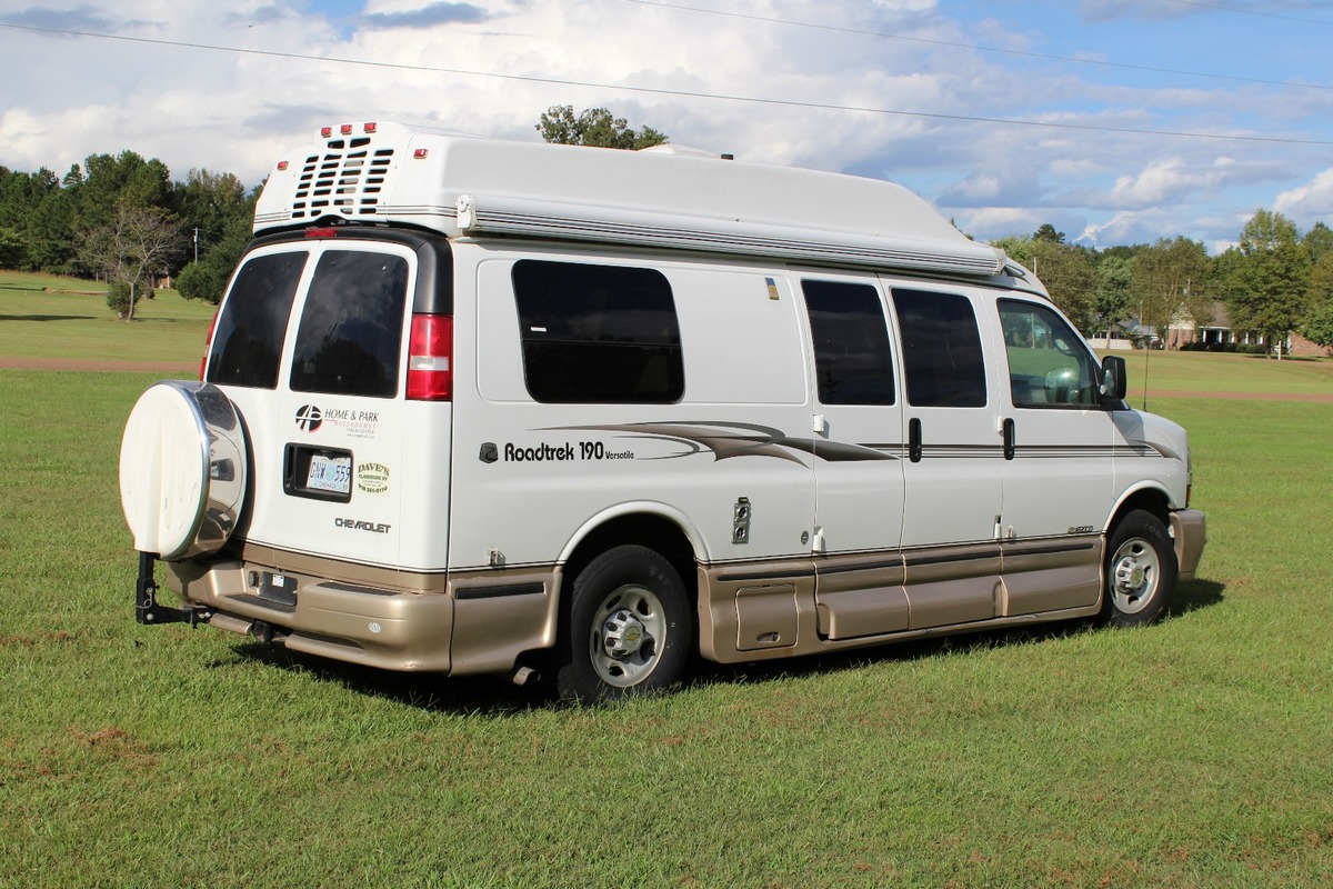 2005 Roadtrek 190 veritile, 8