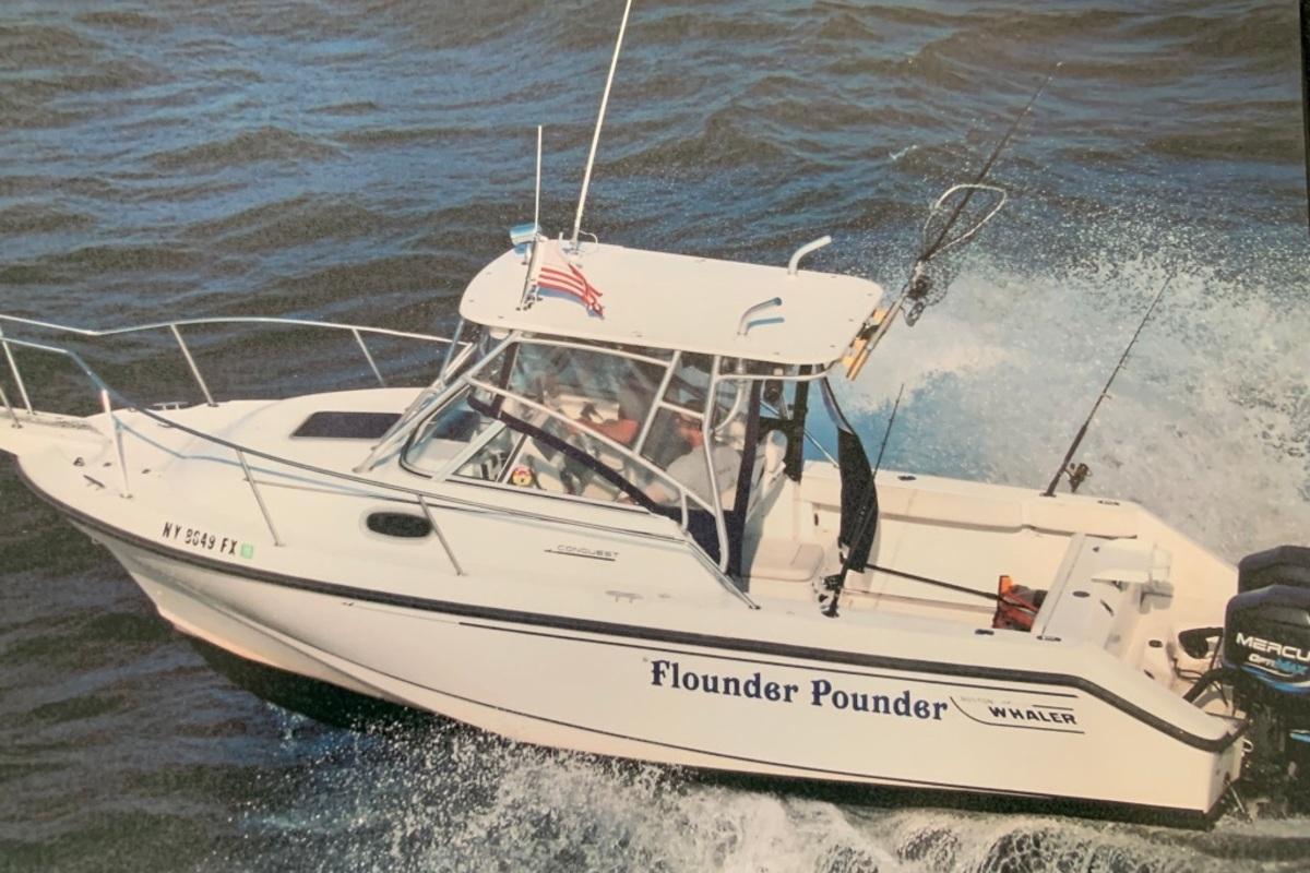 1998 Boston Whaler Conquest 230, 1