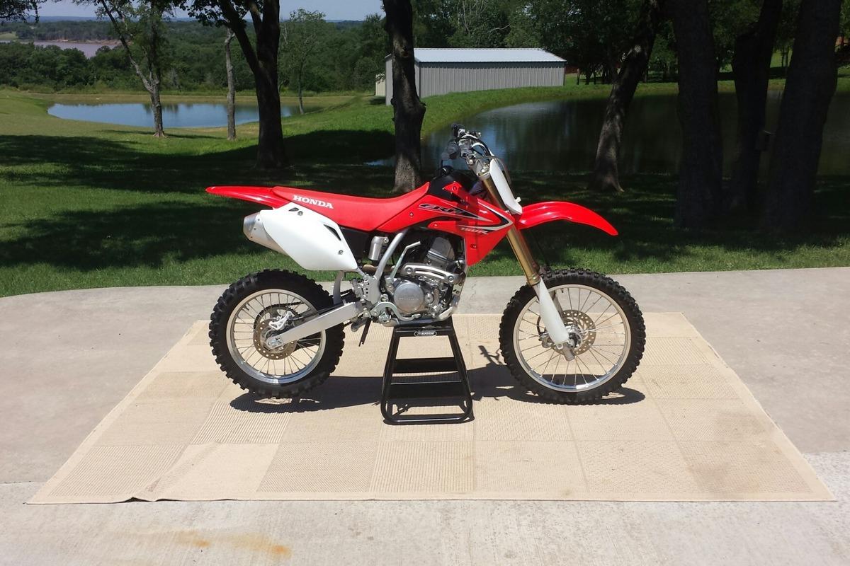 2012 Honda CRF150R, 0