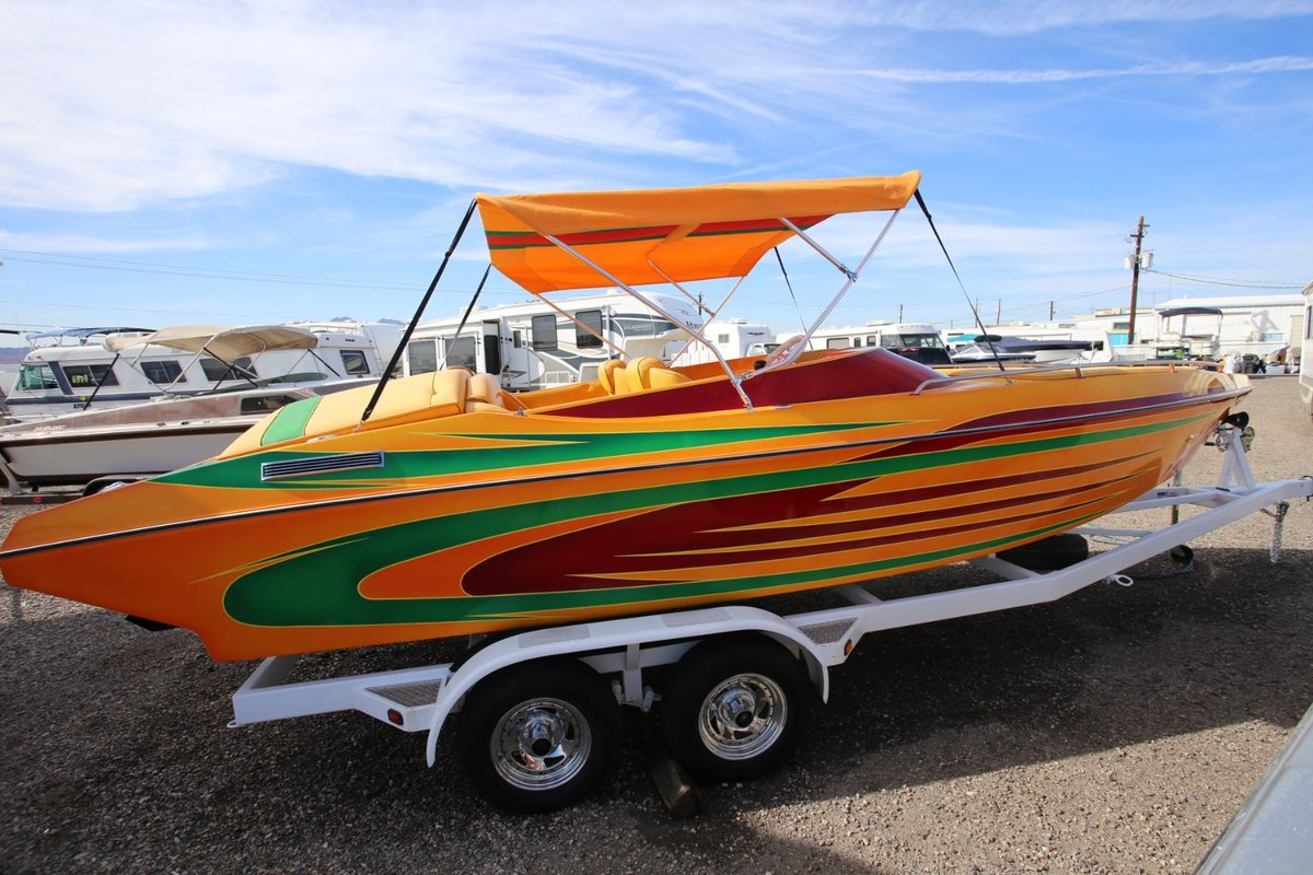 2006 Cheetah Boats Stiletto 24, 26
