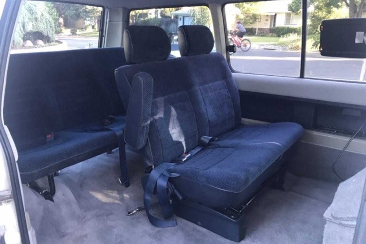 1984 Toyota Passenger Van LE, 8