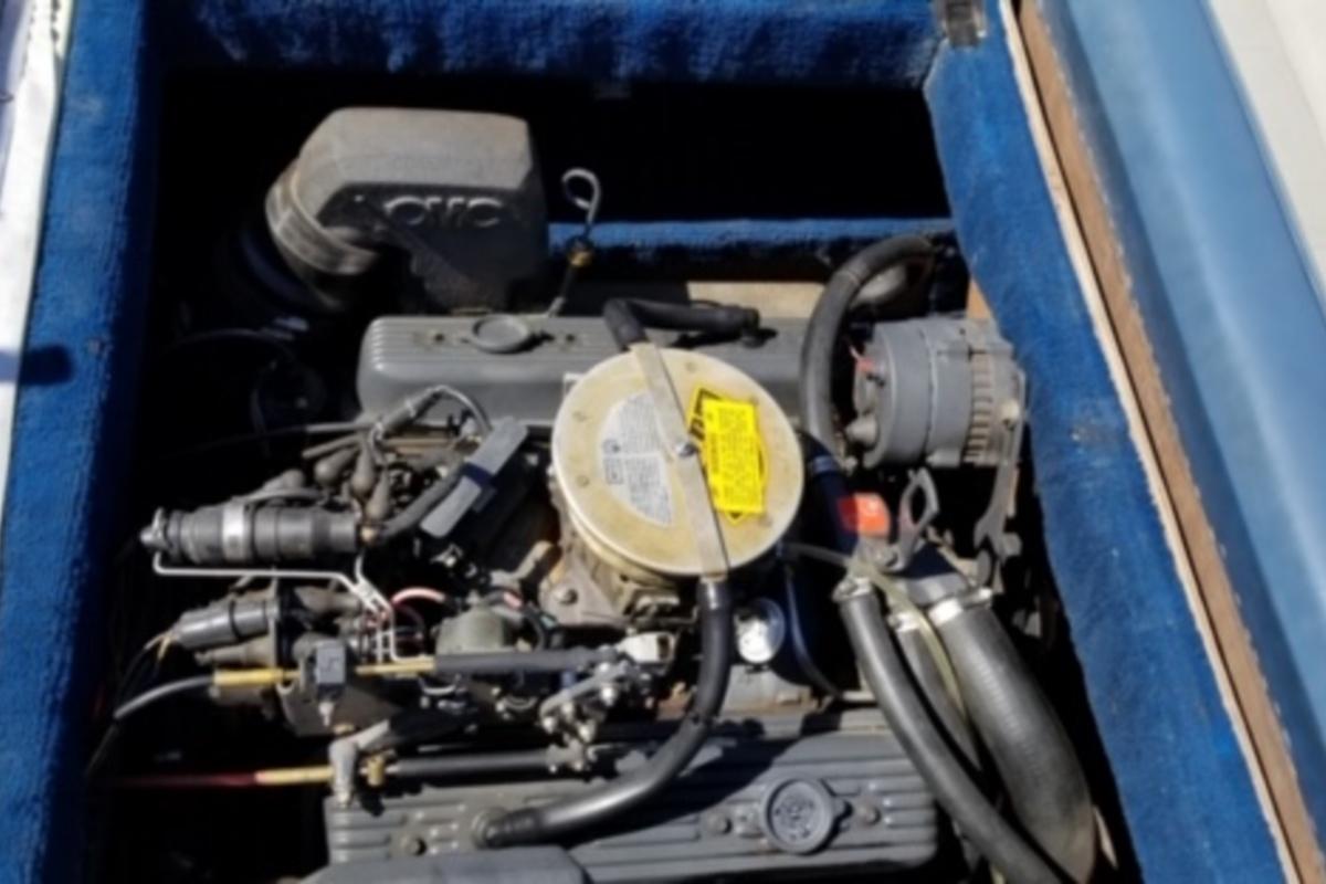 1988 Seaswirl Spyder 202, 12