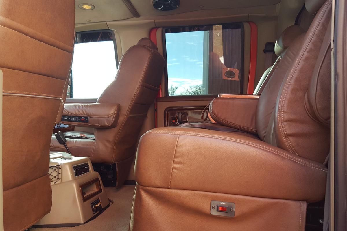 2006 Chevrolet Kodiak C4500 Kodiak C4500 Monroe Conversion 4x4 crew cab diesel, 9