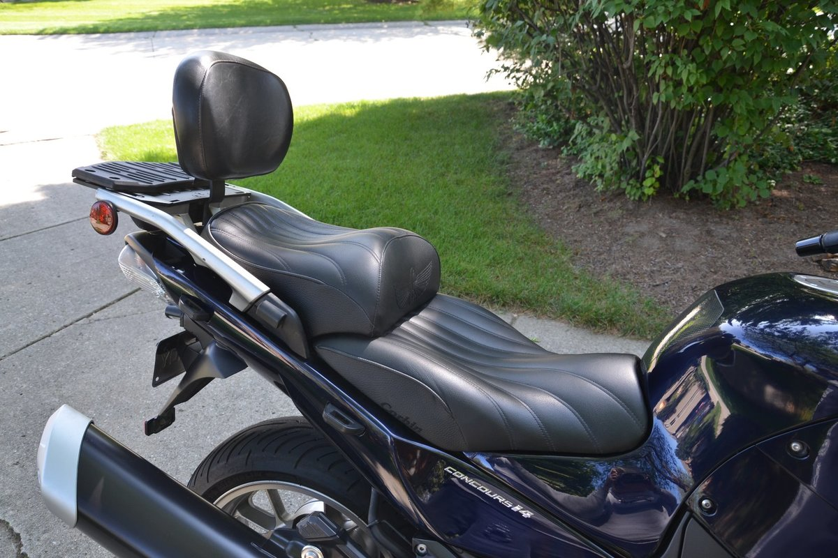 2010 Kawasaki Concours 14, 4
