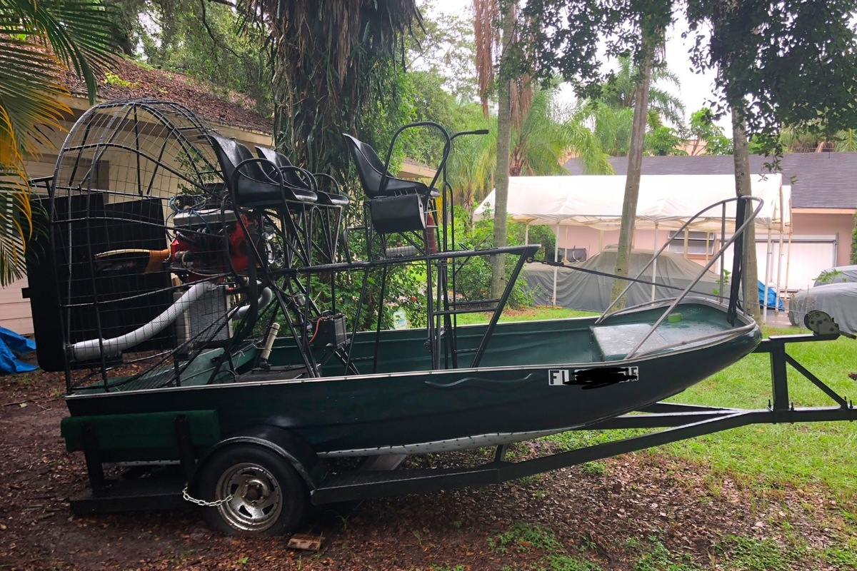 1996 Cottonmouth TTP, 4