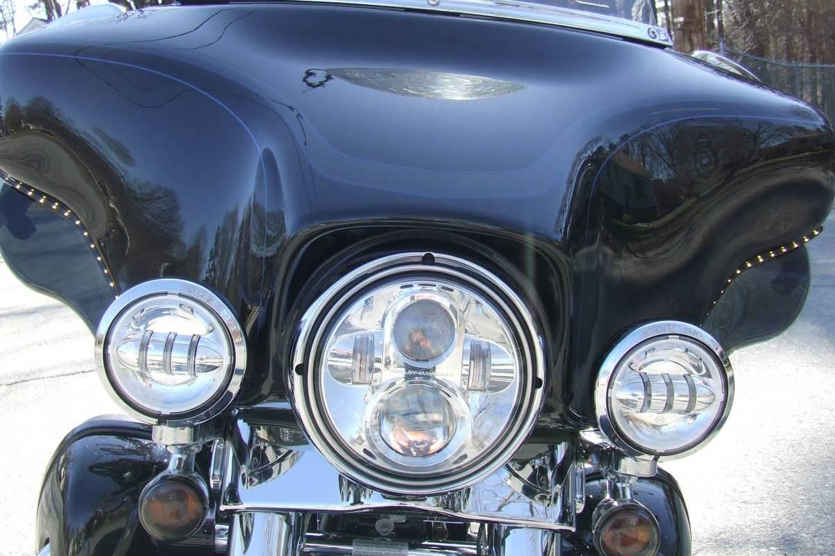2013 Harley-Davidson ultra classic cvo anniversary, 5