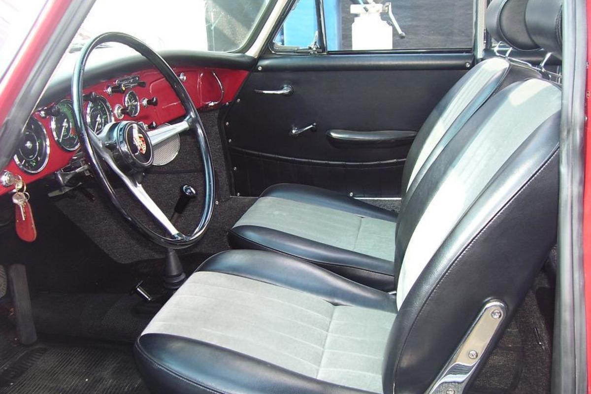 1962 Porsche 356 Super 90, 2