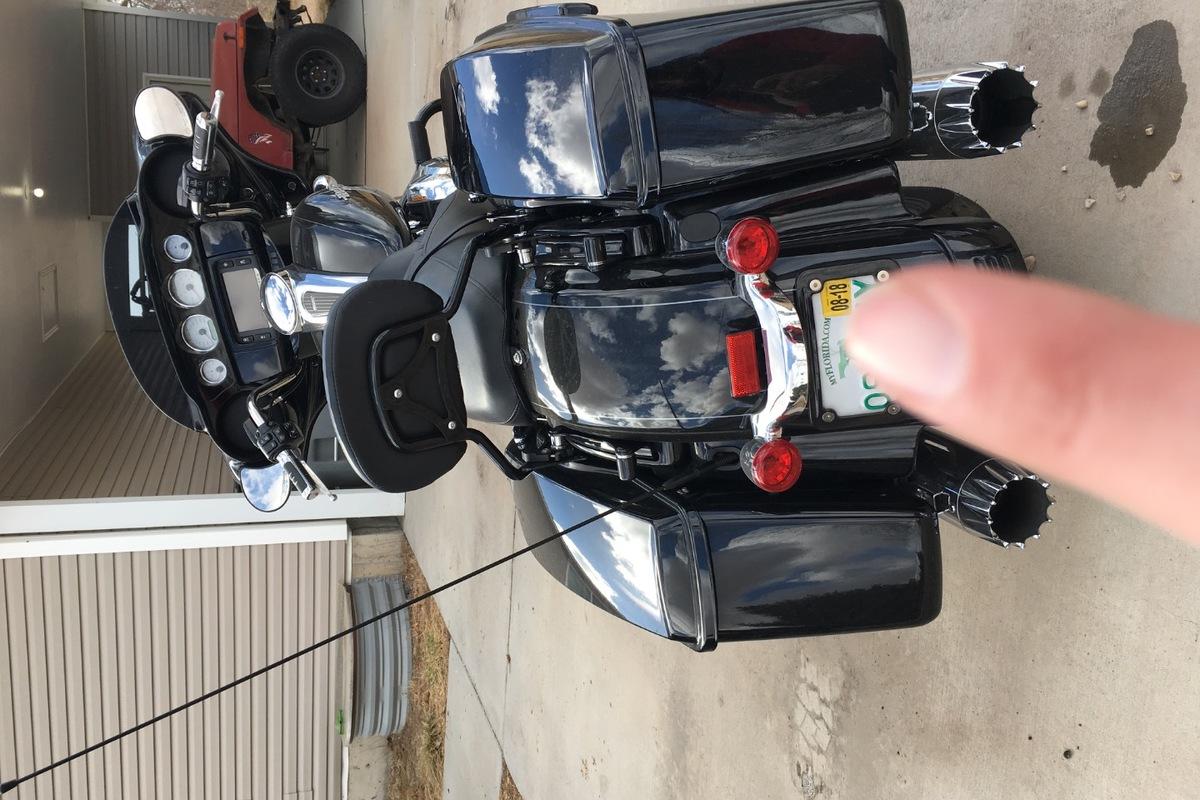2015 Harley Davidson FLHXS Streetglide Special, 3