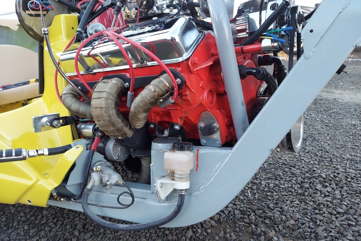 2021 Custom Trike V8 Trike, 6
