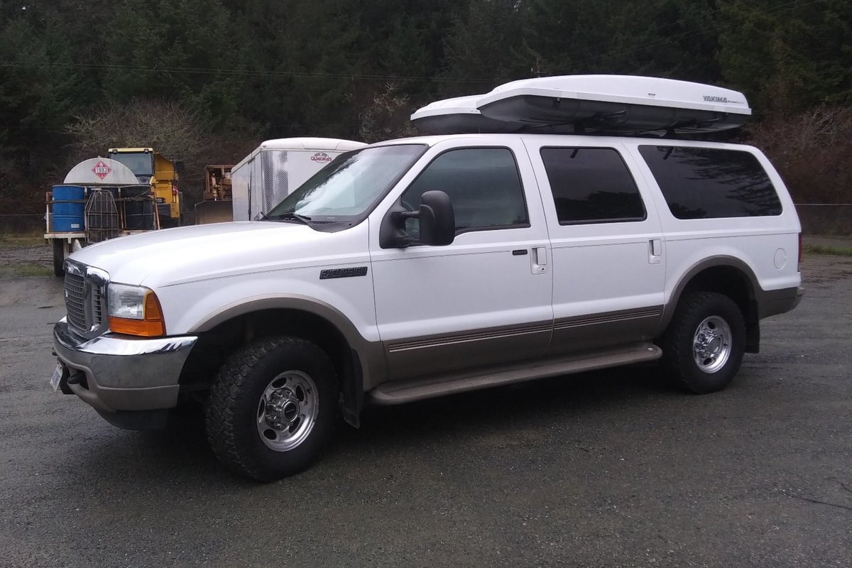 2000 Ford Excursion, 1