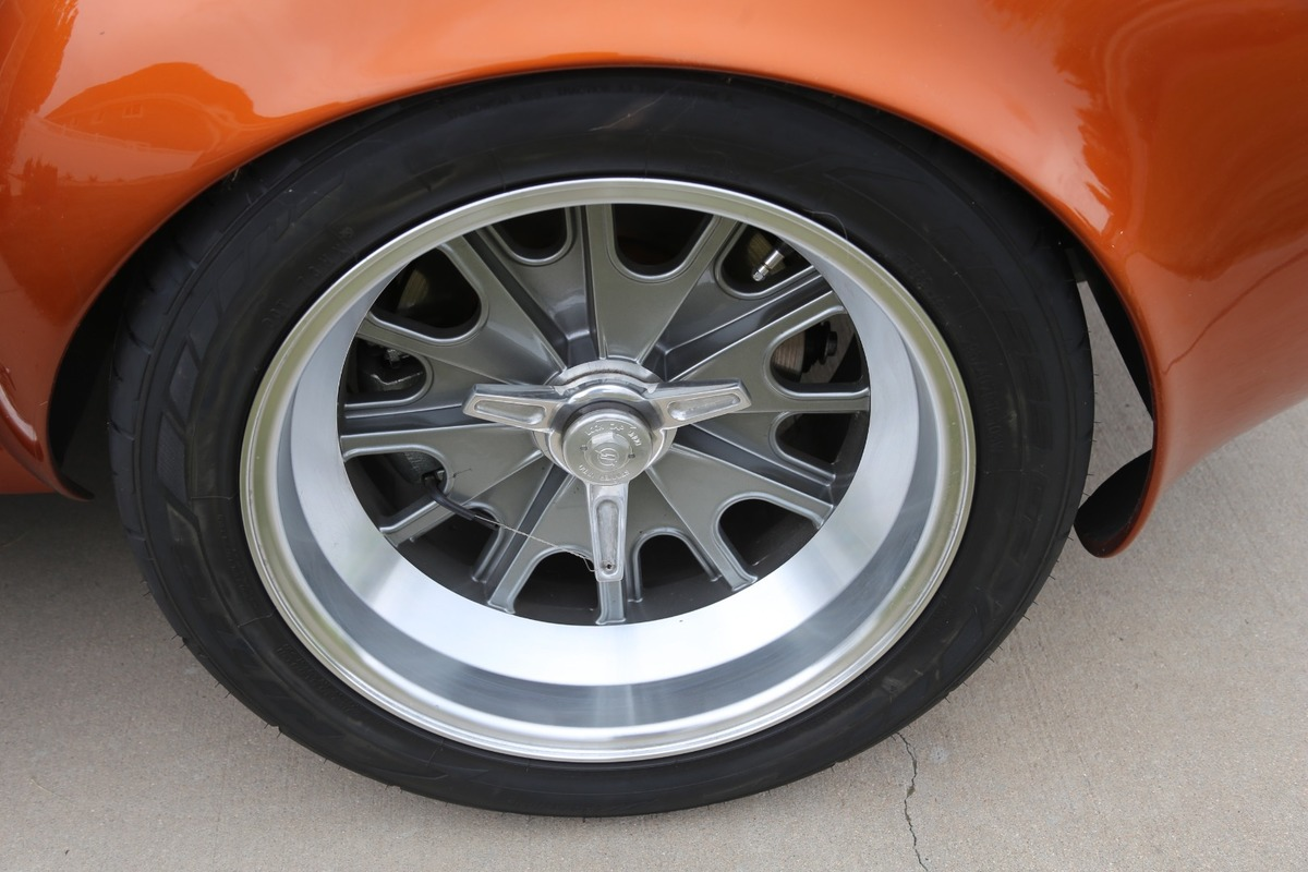 2020 Backdraft Shelby Cobra 1965 Replica Roadster, 5