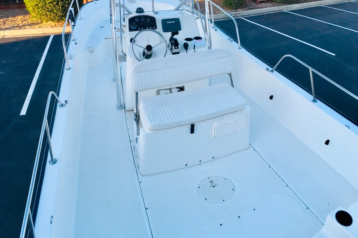 2012 Boston Whaler 210 Montauk, 21