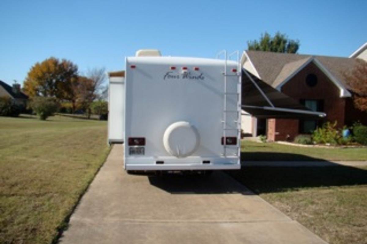 2013 Thor Four Winds 24C, 8