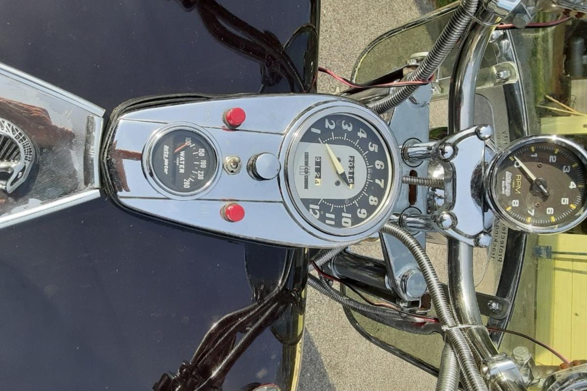1994 Harley-Davidson Custom V8 Trike, 2