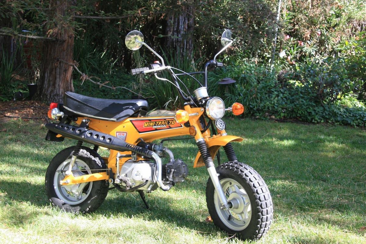 1979 Honda CT70, 0